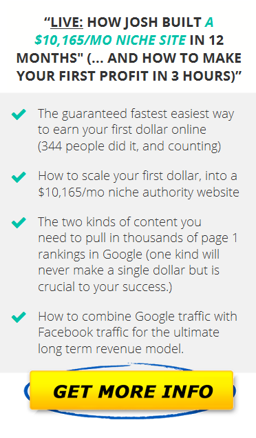 Awesome free webinar for affiliate marketers - these two are SUCH great teachers.