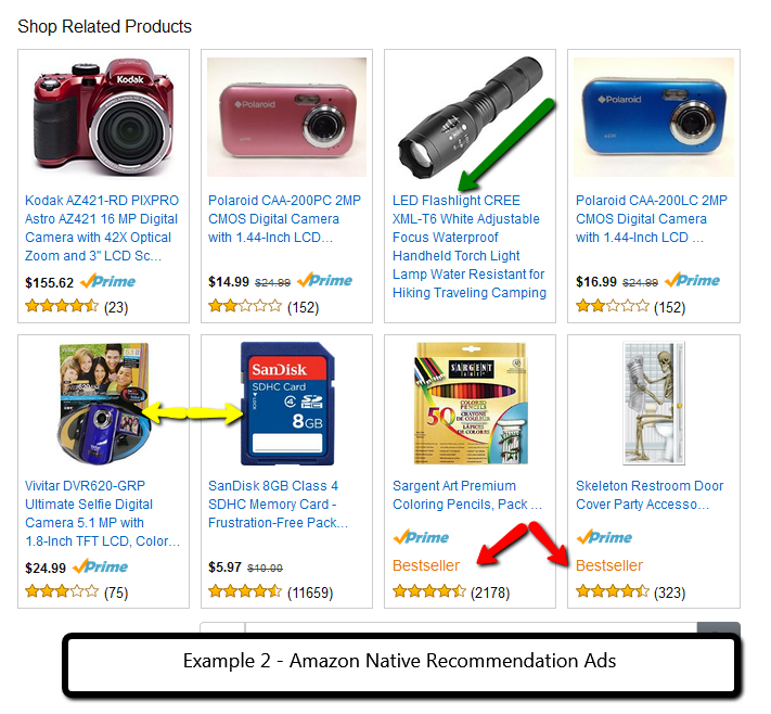 THIS is what Amazon affiliates need to know about Amazon Native Ads - PotPieGirl.com