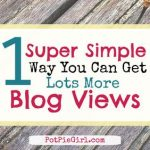 The Single Easiest Way To Get More Blog Page Views