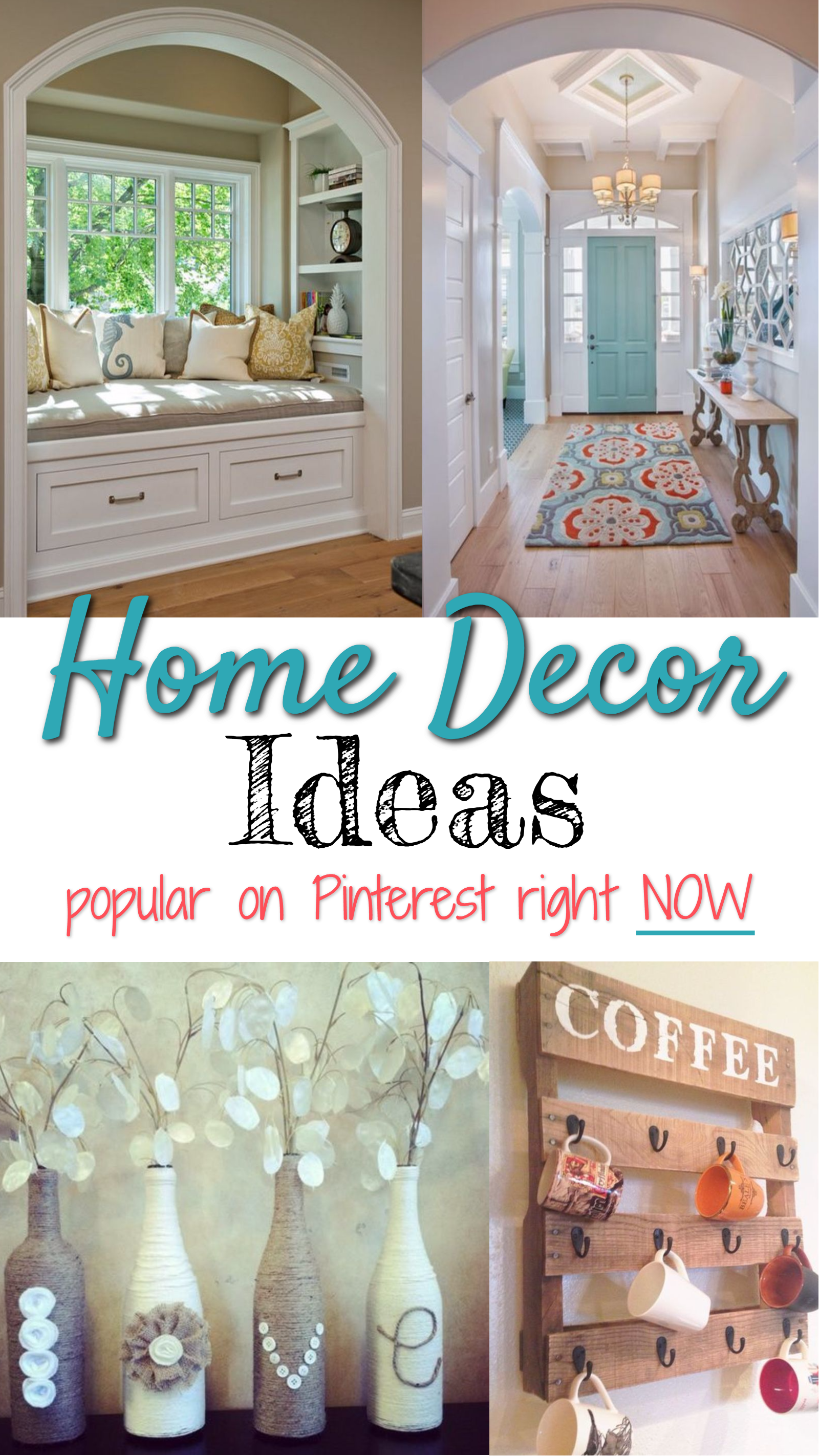 Trending And Viral Home Decor Pins On Pinterest Right NOW   Blog Post Ideas  From @