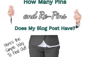 How many pins does my post have