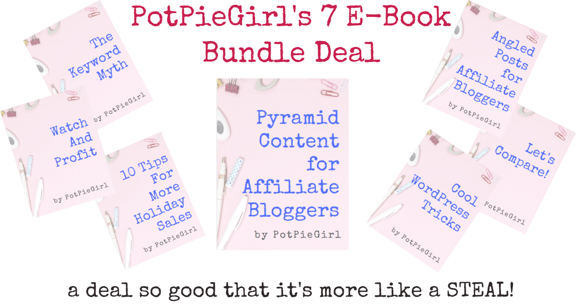 7 PotPieGirl Exclusive Strategy Guides Bundle Deal ...