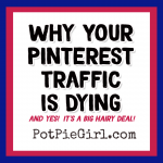 Pinterest Slapped By Google ( No! You Will NOT Build a Wall! )